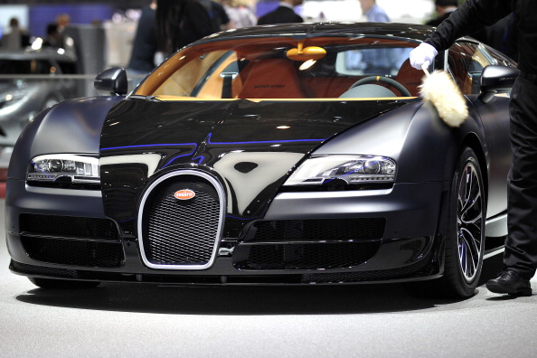 The Most Expensive Car On The Planet The Bugatti Veyron