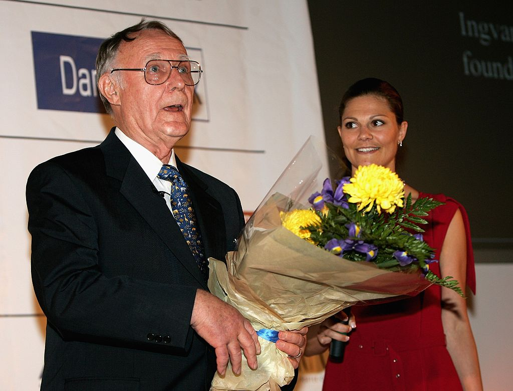 How Much Is Ikea Founder Ingvar Kamprad Really Worth