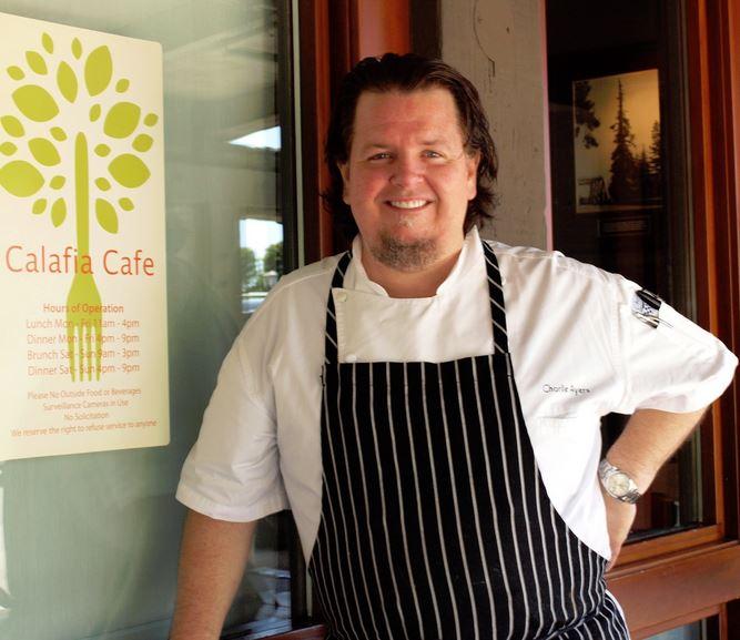 Google Chef - Charlie Ayers