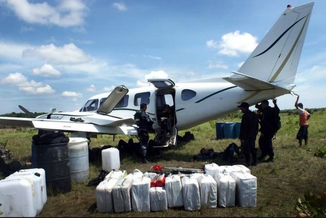 cocaine-plane