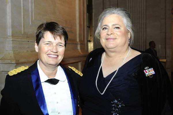 Jennifer Pritzker on the Right