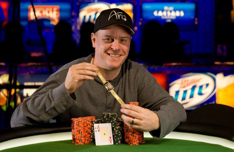 Poker Star Erick Lindgren