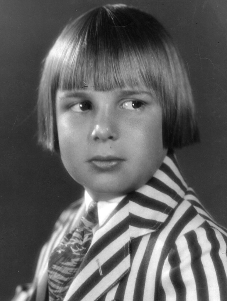 Young Jackie Coogan