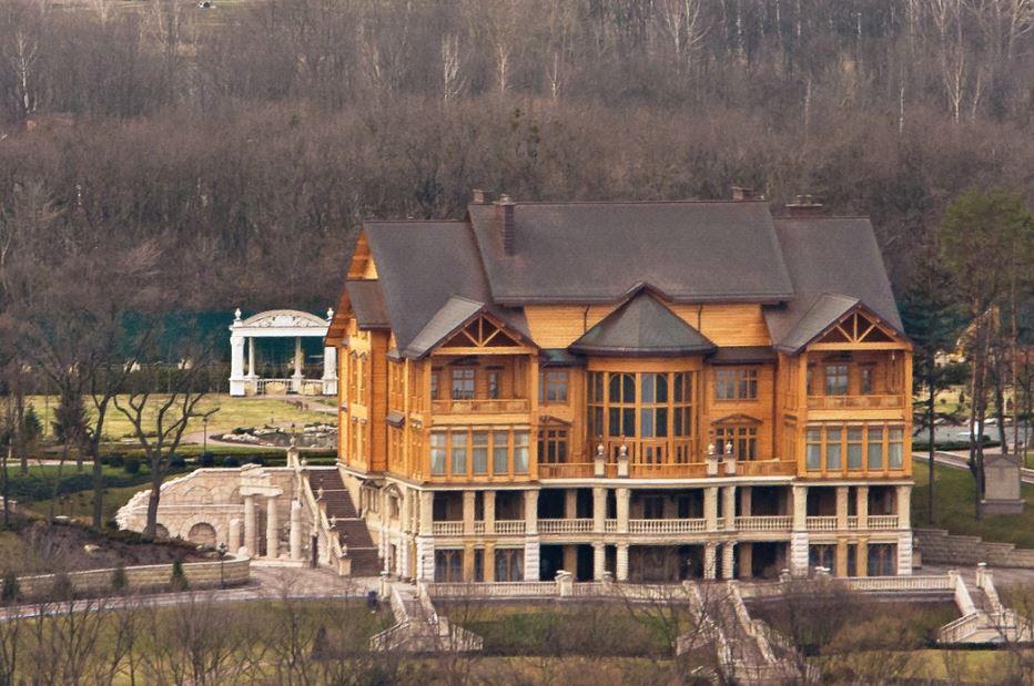 $100 Million Ukrainian Palace