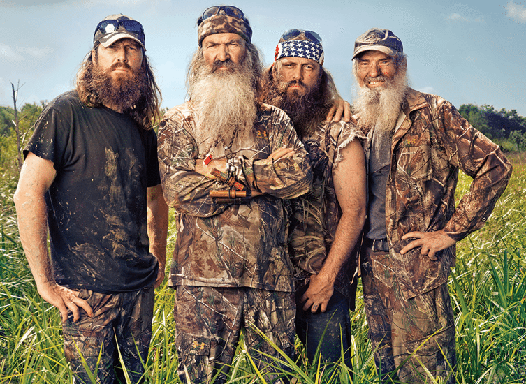 The Robertson Men