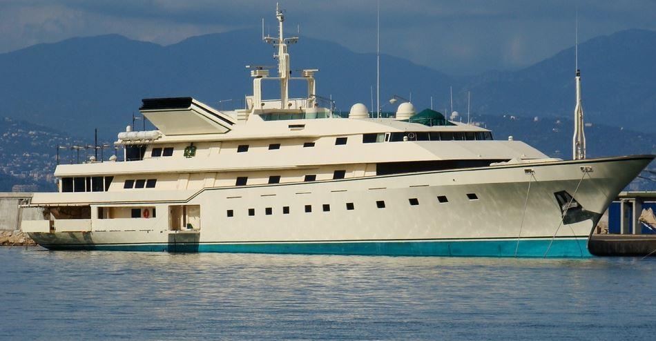 $500 Million Yacht - Kingdom 5 KR