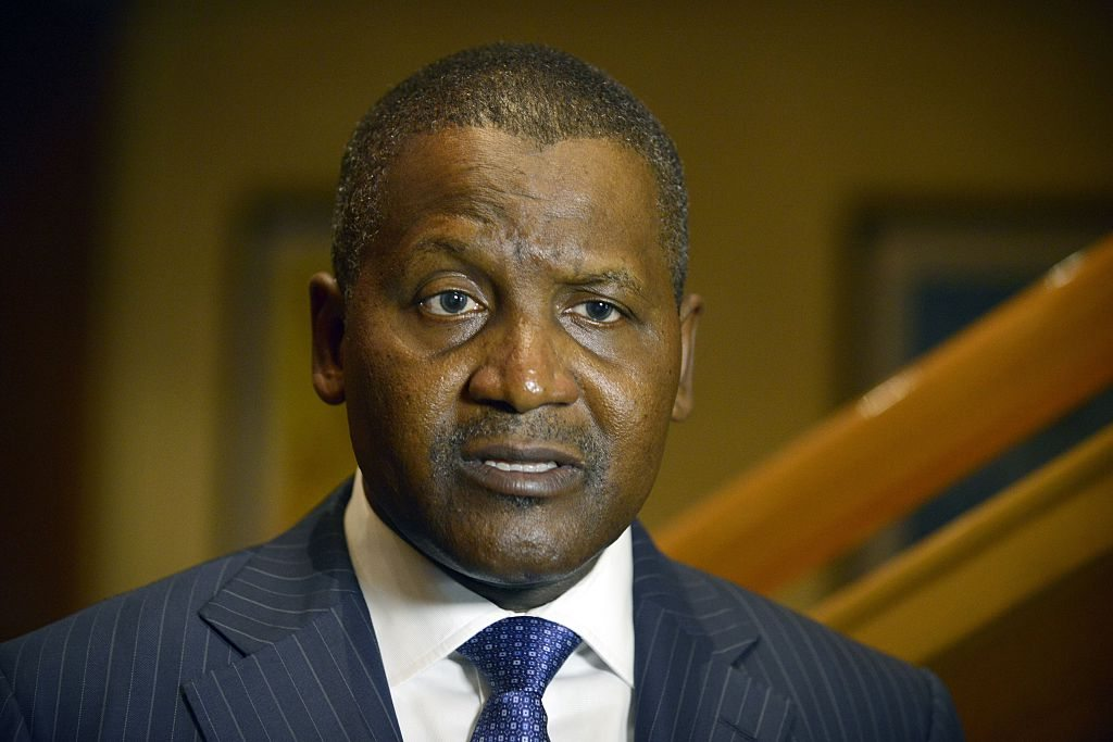 Aliko Dangote - Richest Person in Africa