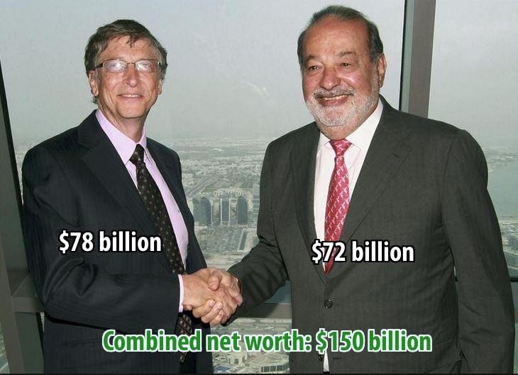 $150 Billion Handshake