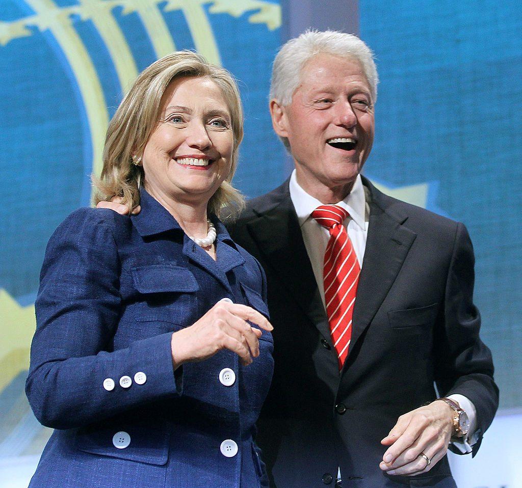 Bill Clinton Hillary Clinton