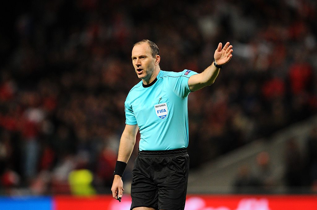 Secret Referee Millionaire