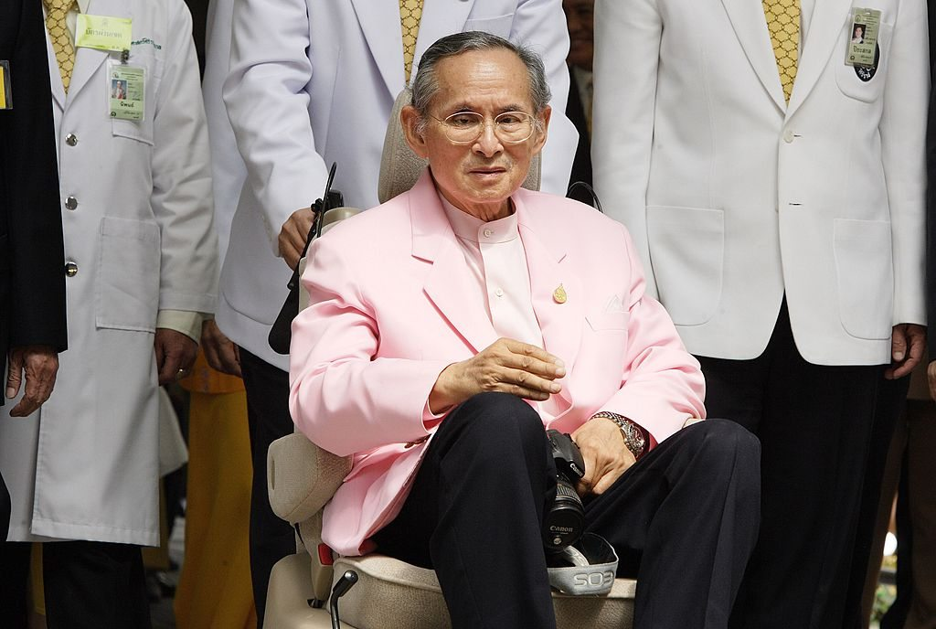 King of Thailand Net Worth