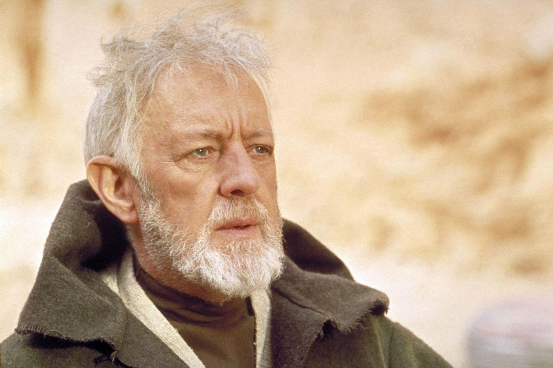 Sir Alec Guinness - Epic Star Wars Deal