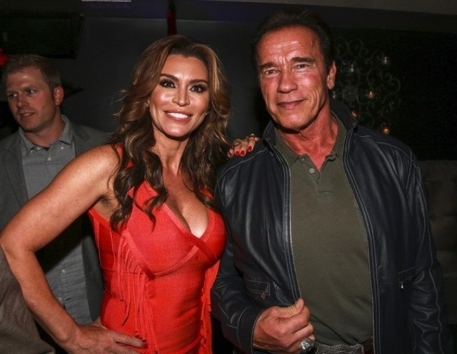 Darcy With Arnold