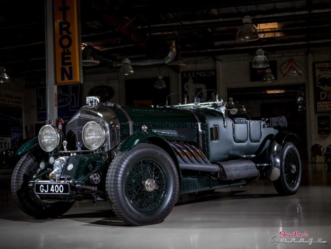 1930 Bentley 27 Litre