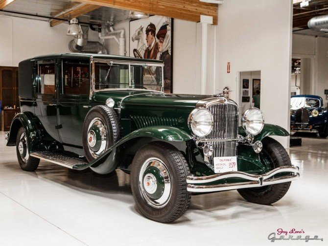1931 Duesenberg Model J Town Car