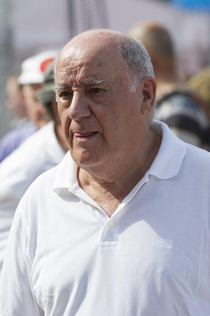 Amancio Ortega - Secretive Billionaire