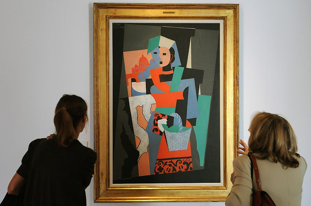 How much was pablo picasso worth when he died celebrity for How much is my painting worth