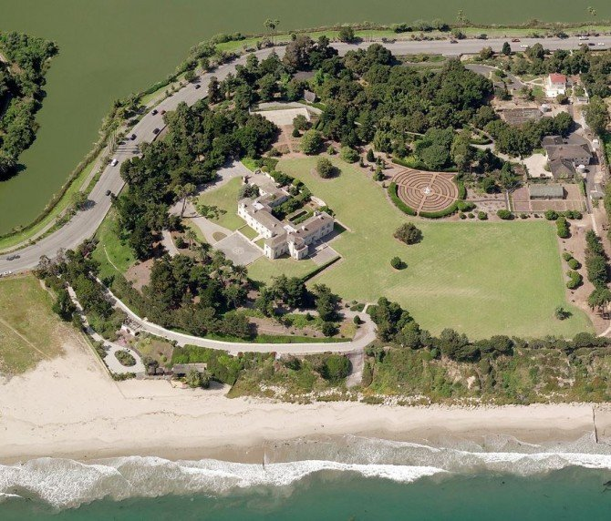 Santa Barbara Mansion