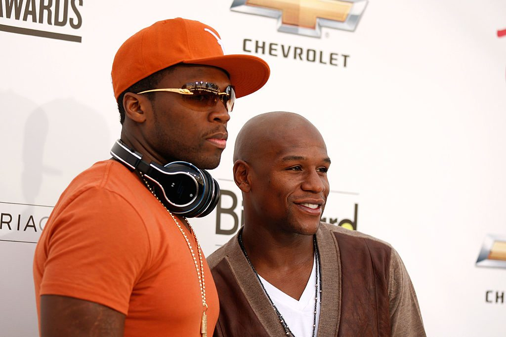 Floyd Mayweather Slams Rapper 50 Cent Again, Compares His Net Worth