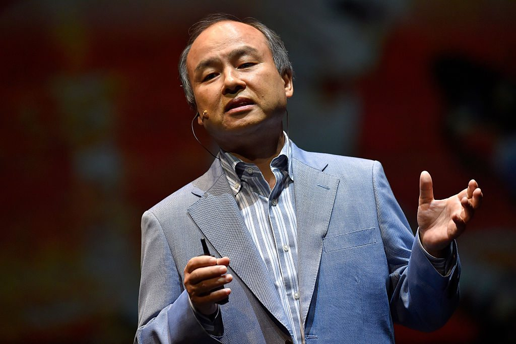 Masayoshi Son - Largest Wealth Drop Ever