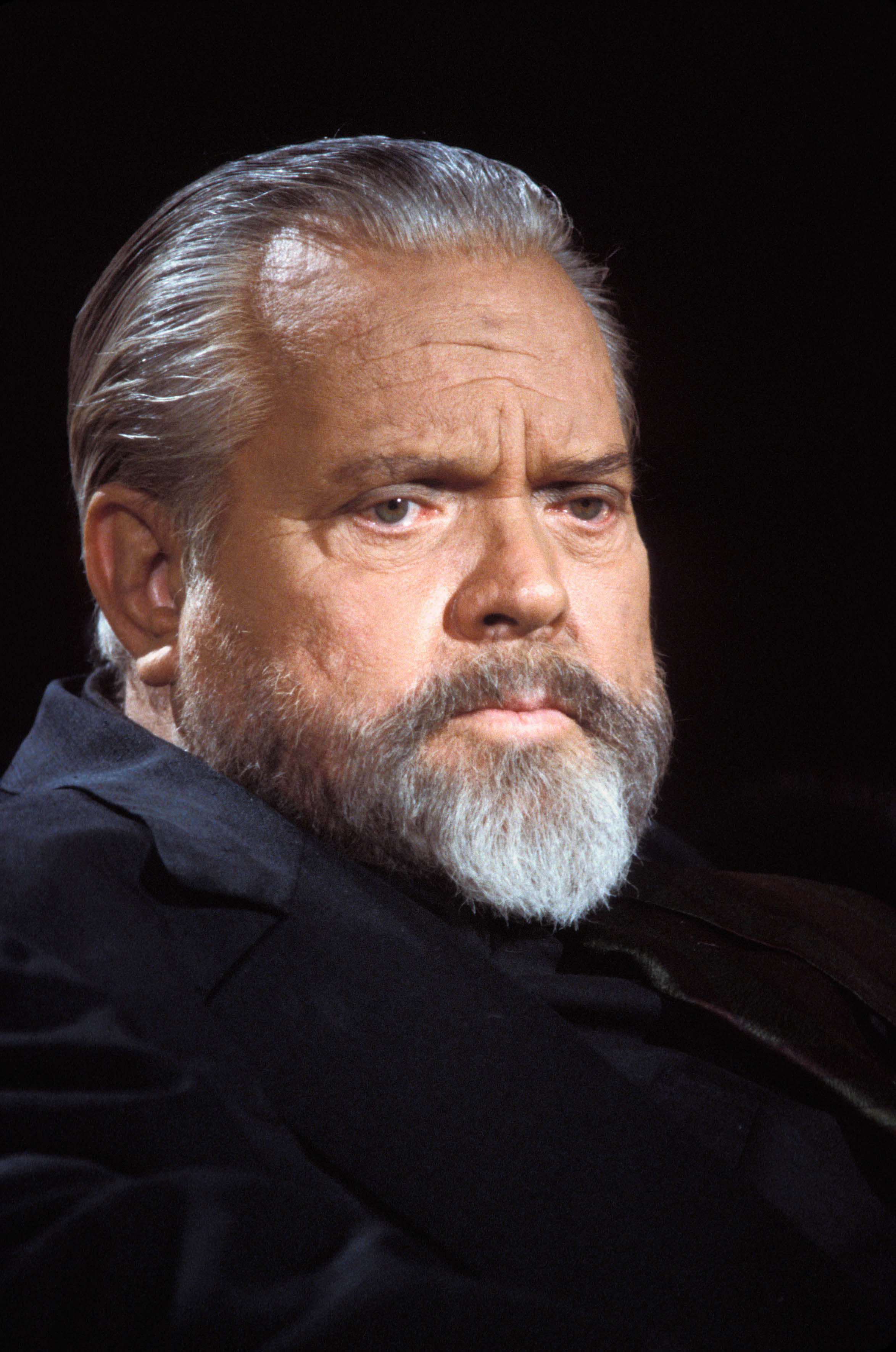 Image result for orson welles 1985