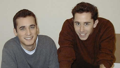 Stephan Paternot and Todd Krizelman