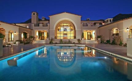 Bret Michaels House