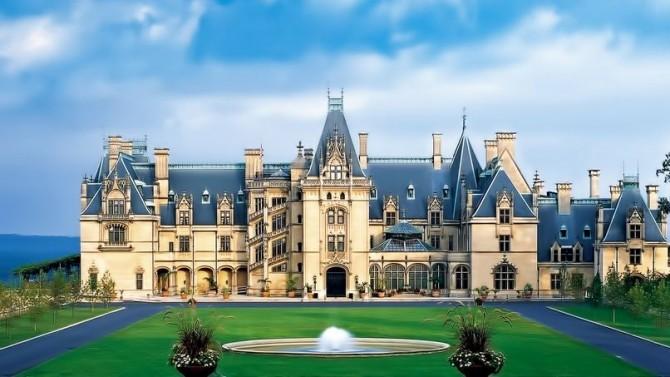A Former Vanderbilt Mansion