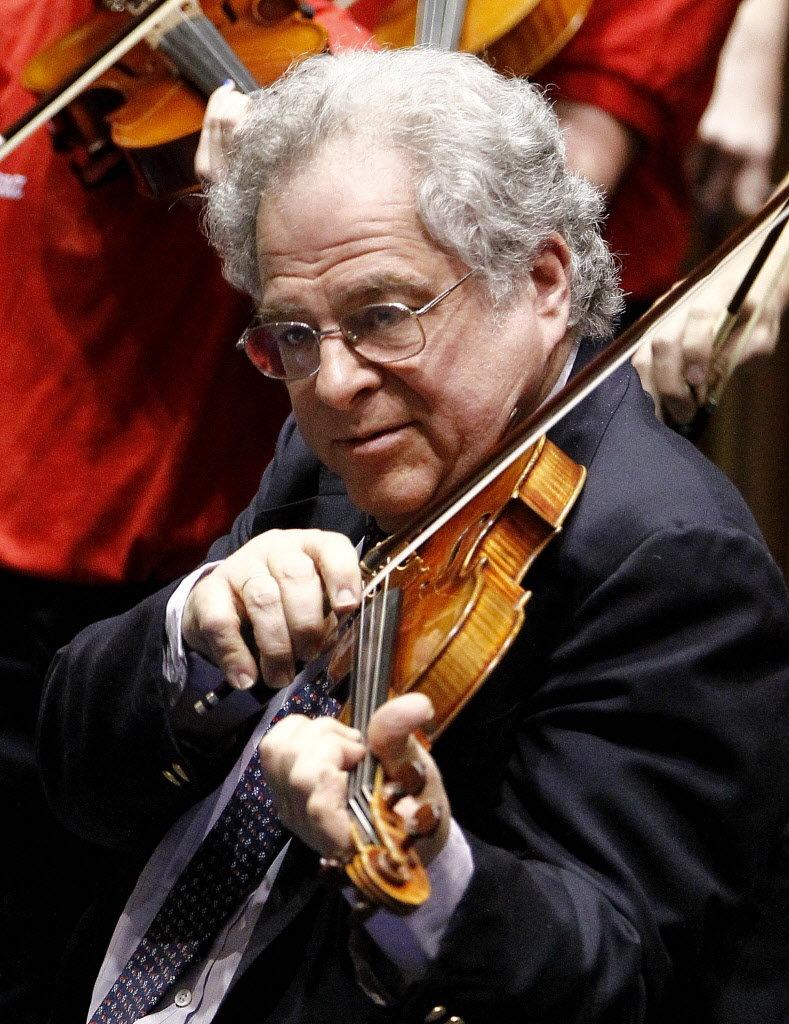 Image result for violinist itzhak perlman