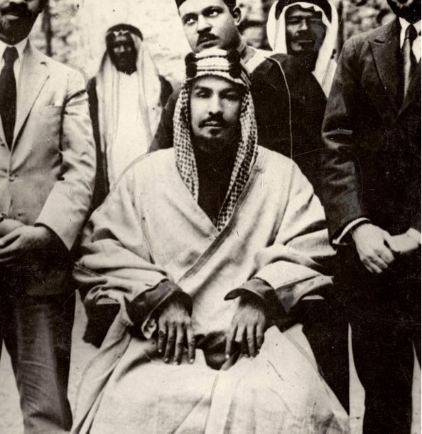 Ibn Saud - King of Saudi Arabia