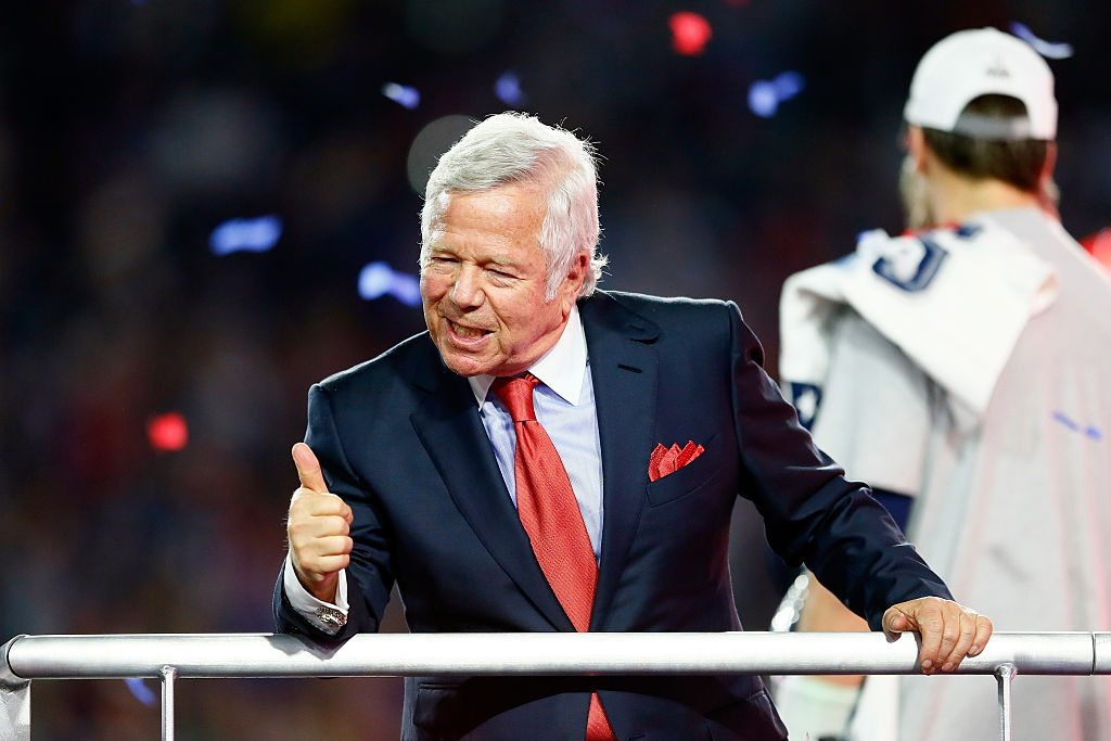 Robert Kraft - Billionaire Patriots Owner
