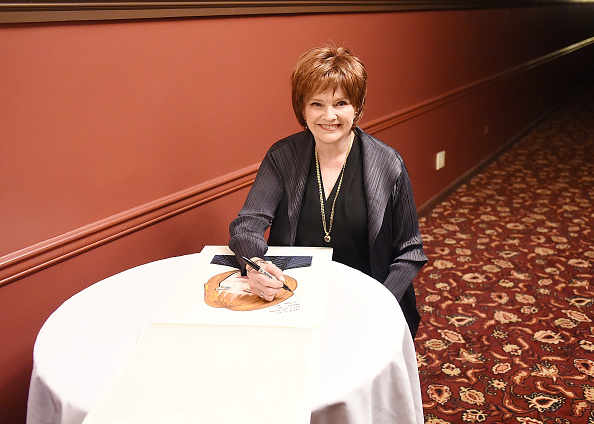 Blair Brown interview