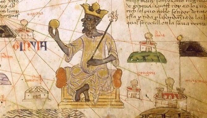 Mansa Musa wealth