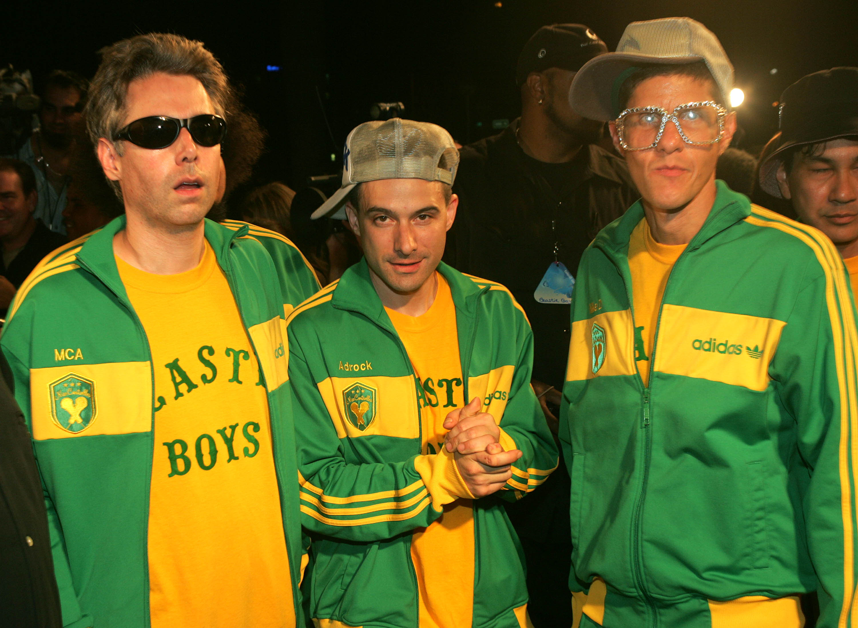 Music video by The Beastie Boys performing Body Movin C 2009 Capitol Records LLC