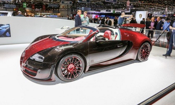 say hello and goodbye to the 3 million bugatti veyron la. Black Bedroom Furniture Sets. Home Design Ideas