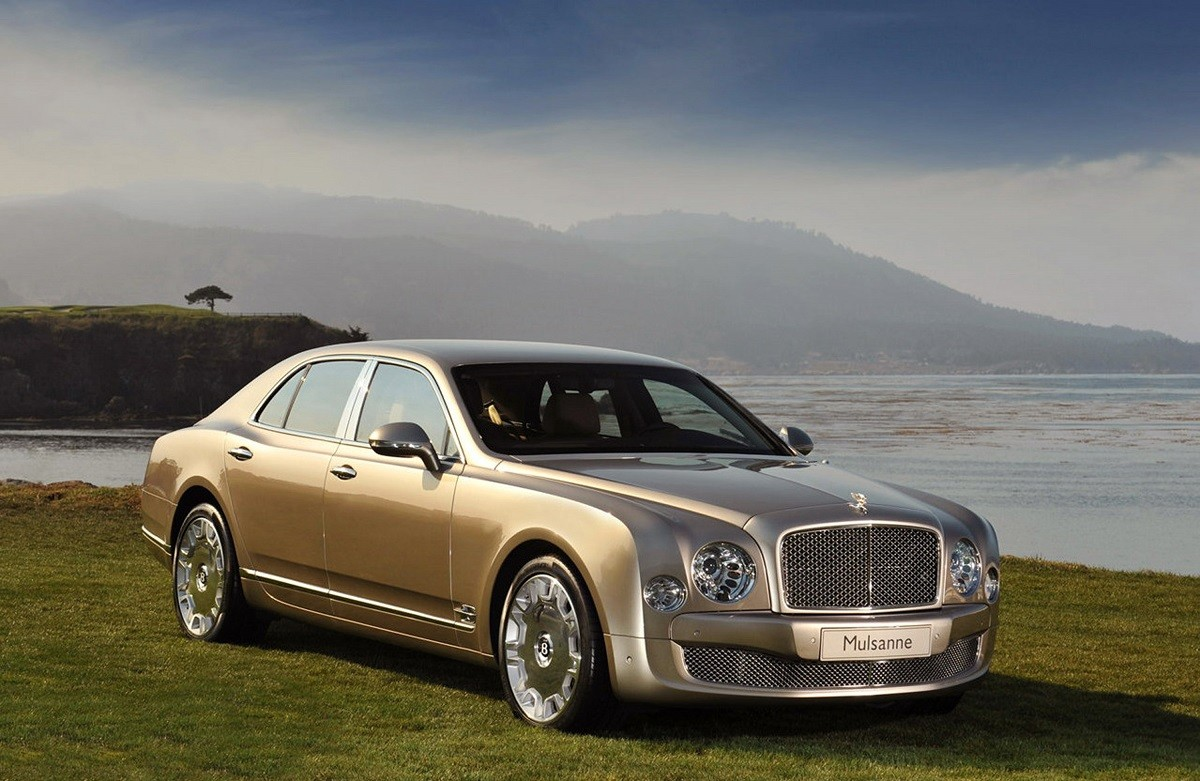 Bentley Motors via Getty Images