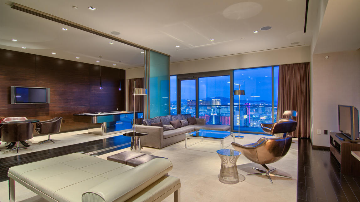 Floyd Mayweather Just Grabbed A Las Vegas Penthouse For 1
