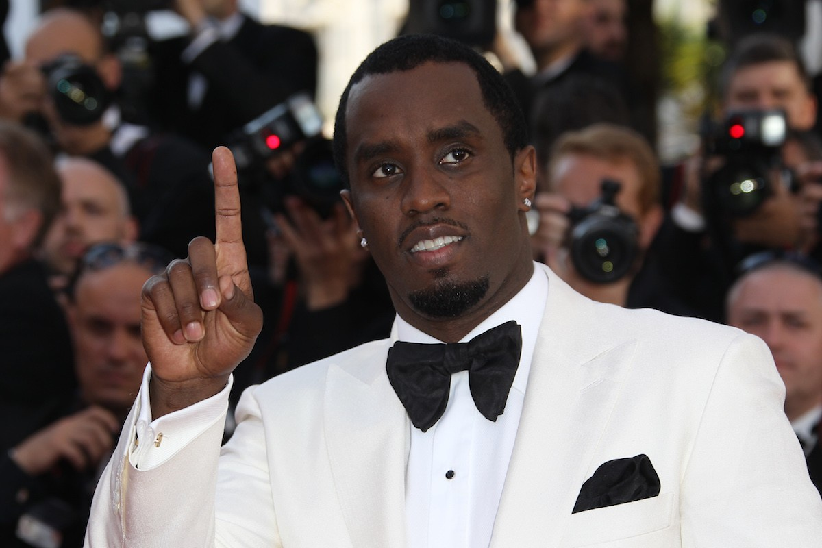 "US singer Sean J. Combs aka P. Diddy arrives for the screening of ""Killing them Softly"" presented in competition at the 65th Cannes film festival on May 22, 2012 in Cannes. AFP PHOTO / VALERY HACHE (Photo credit should read VALERY HACHE/AFP/GettyImages)"