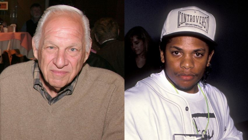 Jerry Heller and Eazy-E