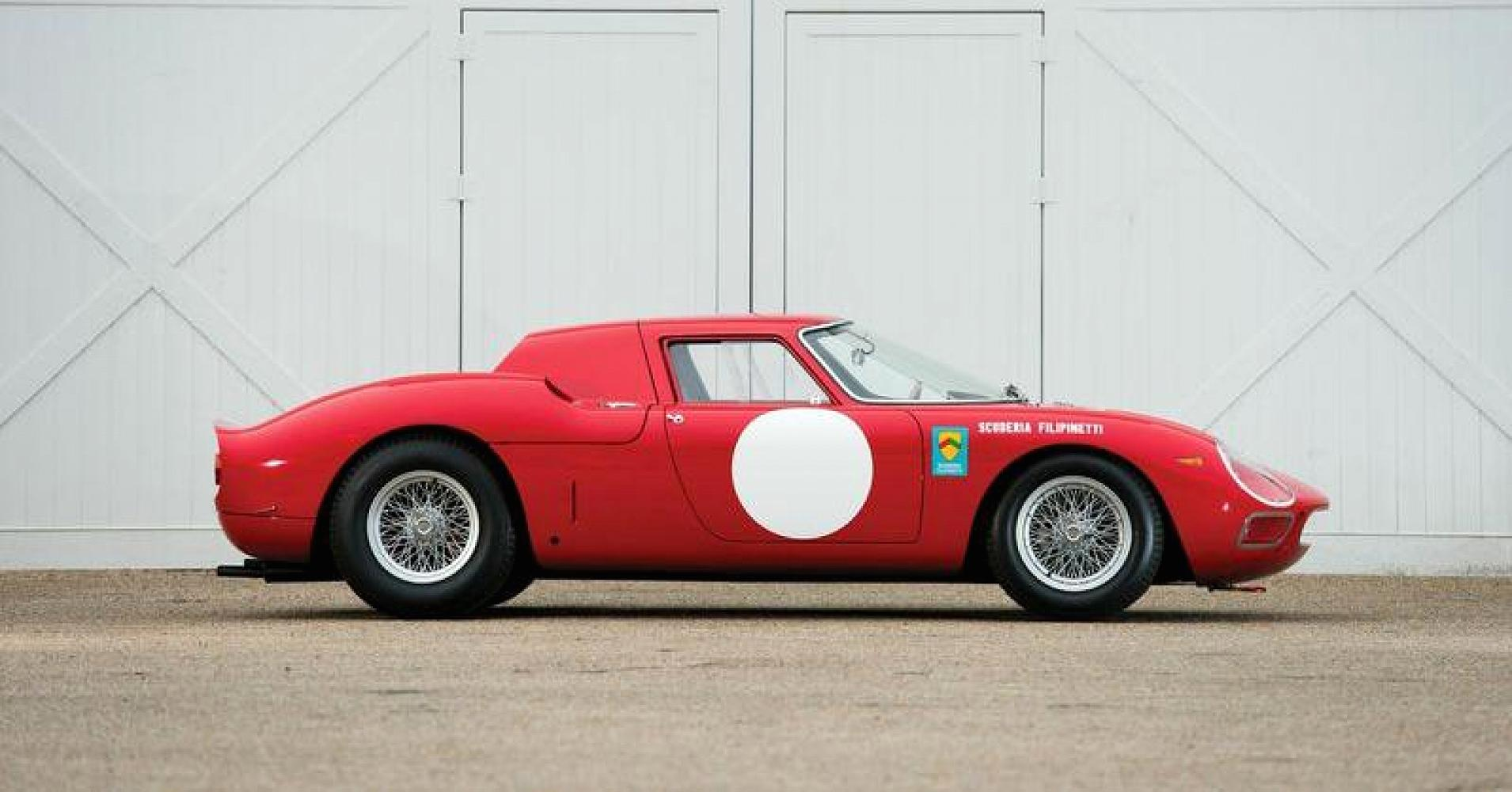 1964 Ferrari 250 coupe