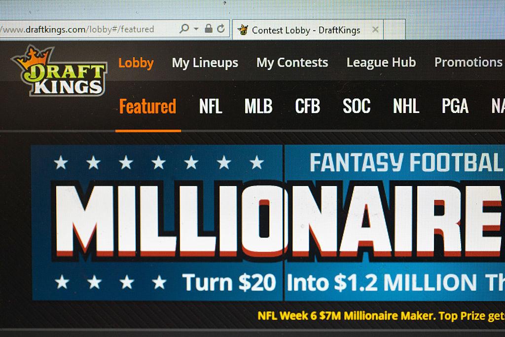 DraftKings Inks $250 Million ESPN Advertising Deal