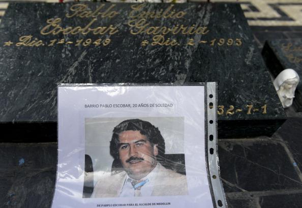 Pablo Escobar Fakten
