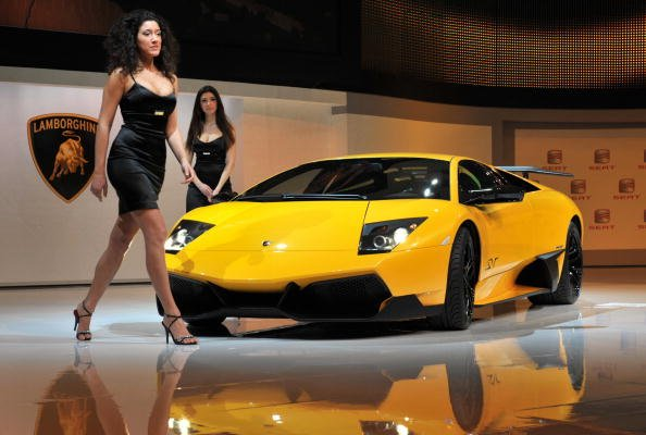 The Half A Million Dollar Lamborghini Superveloce Roadster