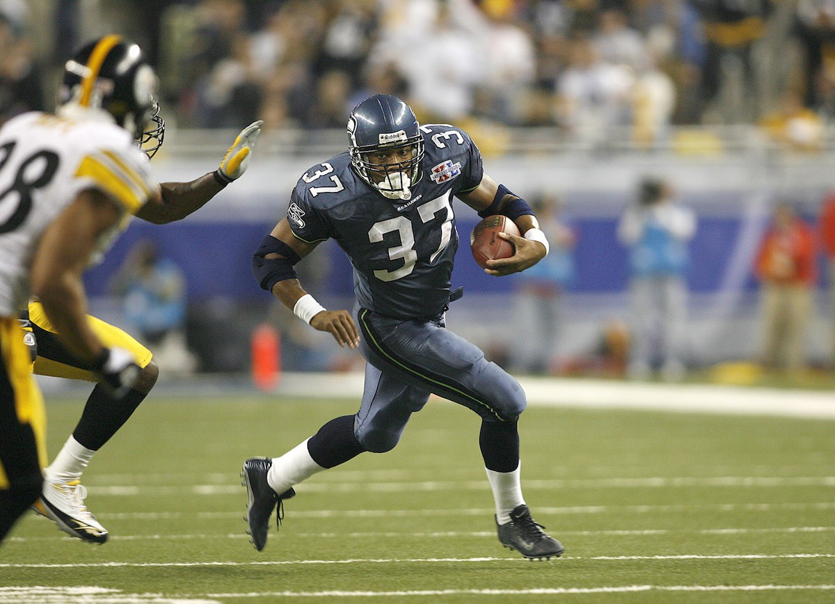 Super Bowl XL - Pittsburgh Steelers vs Seattle Seahawks