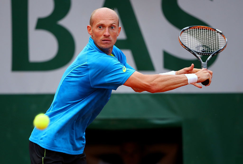 Nikolay Davydenko (Getty Images)