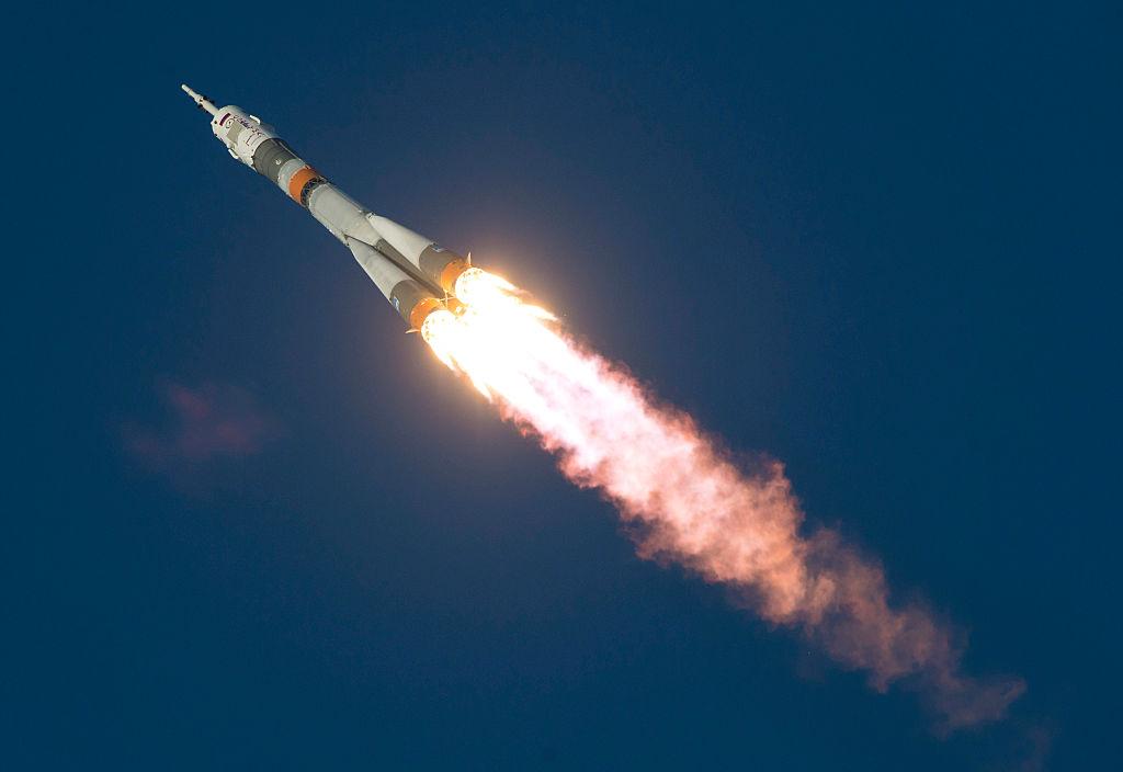 NASA/ Joel Kowsky via Getty Images
