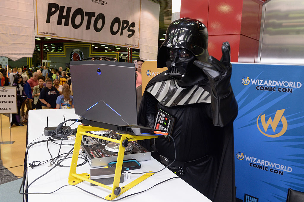 Daniel Boczarski/Getty Images for Wizard World