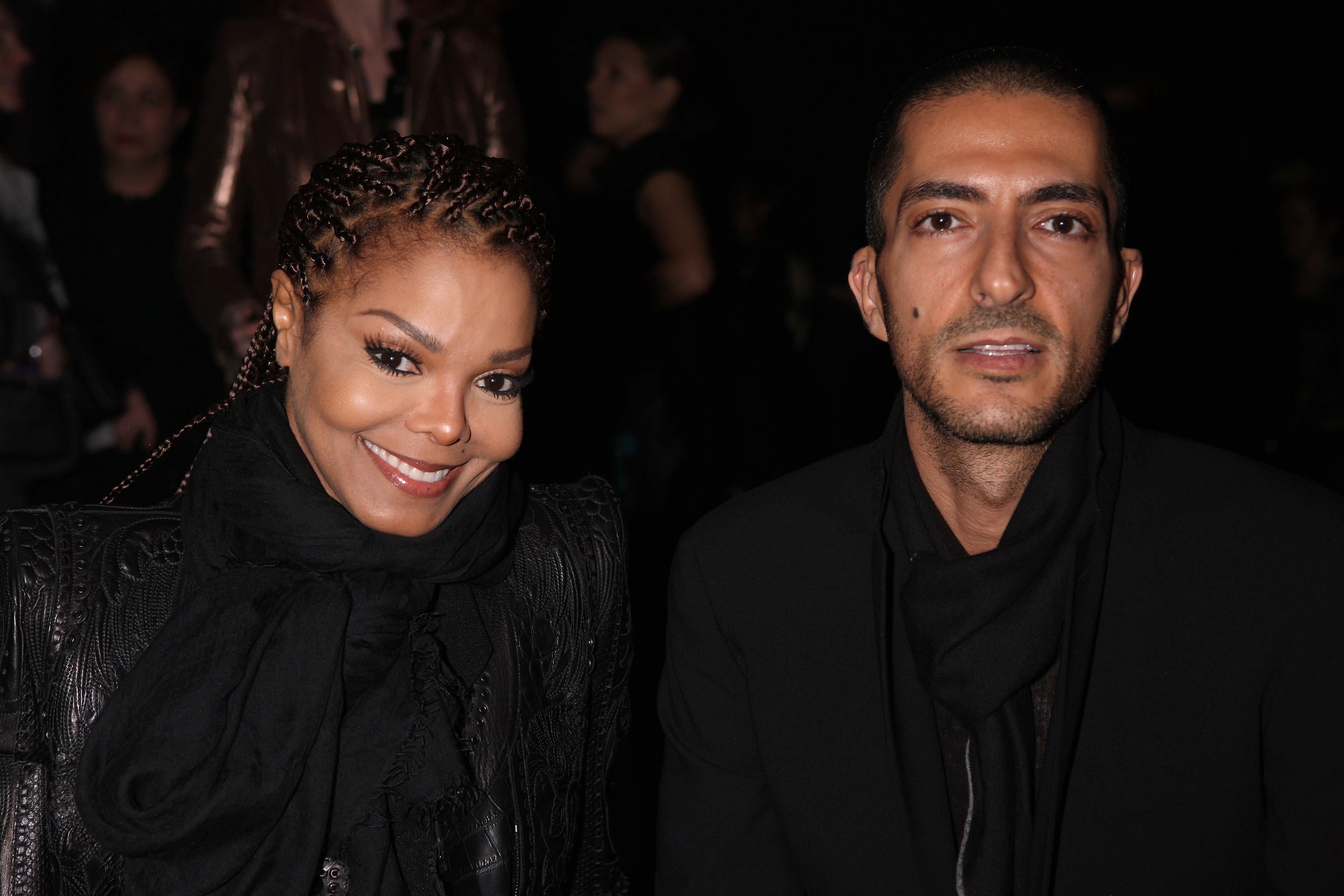 Image result for Janet Jackson and Wissam Al Mana net worth 2019
