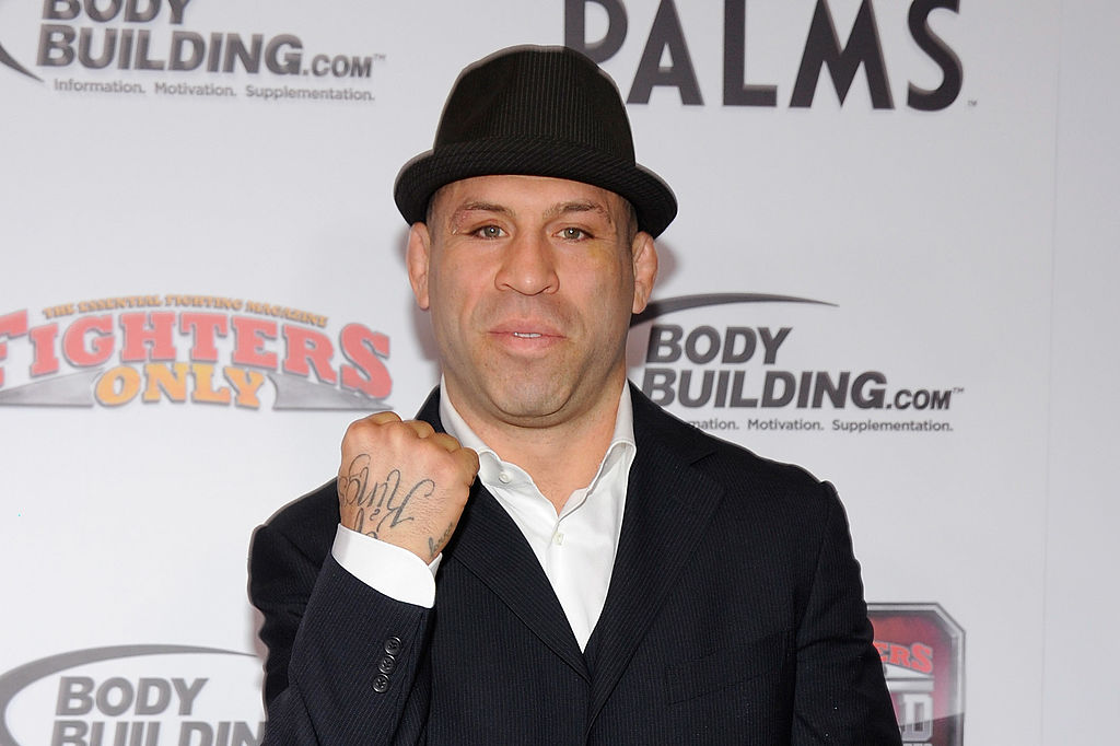 LAS VEGAS, NV - NOVEMBER 30: Mixed martial artist Wanderlei Silva arrives at the Fighters Only World Mixed Martial Arts Awards 2011 at the Palms Casino Resort November 30, 2011 in Las Vegas, Nevada. (Photo by Ethan Miller/Getty Images)