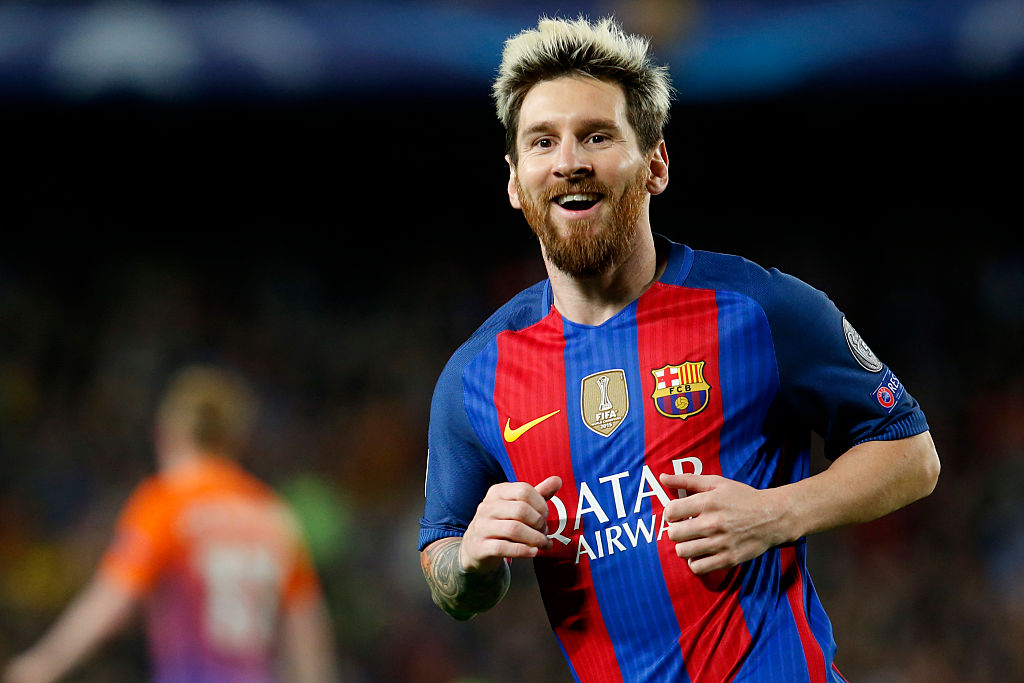 Chinese Club Offers Lionel Messi  Million Contract
